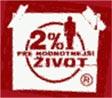 Darcovia 2% zo základu dane